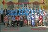 Absolventi clasa a VIII-a A - 2014 - Diriginte Mariana Neagrau