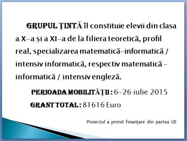 Erasmus Plus 2014 & CNTN