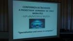 Conferinta de incheiere - Flux I-II